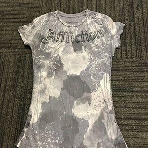 Ladies Affliction T-shirt